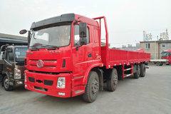 三环十通 昊龙 270马力 8X2 9.6米栏板载货车(STQ1311L16Y4A5) 卡车图片