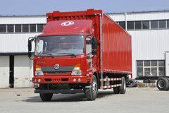 西风商用车 嘉运 210马力 4X2 9.6米翼开启厢式载货车(EQ5180XYKGD5D) 卡车图片