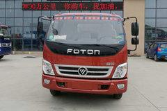 福田 奥铃TX 110马力 3.8米排半栏板轻卡(BJ1089VEJDA-A2) 卡车图片