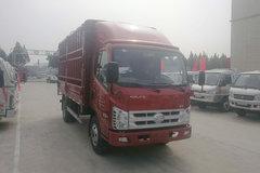 福田时代 康瑞H1 95马力 4.25米单排仓栅式轻卡(BJ5033CCY-A1) 卡车图片