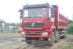 陕汽重卡 德龙新M3000 轻量化版 300马力 8X4 6.5米自卸车(SX3310HB326B) 卡车图片