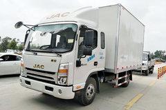 江淮 帅铃H330 154马力 3.79米排半越野厢式轻卡(HFC2043XXYP71K1C2V-S) 卡车图片