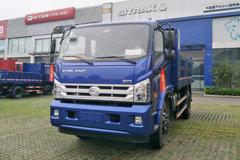 福田 瑞沃E3 160马力 4X2 4.2米自卸车(BJ3163DJPFA-FA) 卡车图片