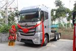 福田 欧曼EST 6系重卡 510马力 6X4牵引车(高地板)(BJ4259SNFKB-AA)