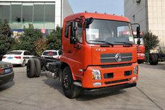 东风商用车 天锦中卡 210马力 4X2 6.75米排半栏板载货车底盘(DFH1180BX1DV) 卡车图片
