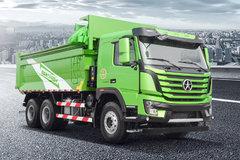 大运 N8V重卡 重载版 350马力 6X4 5.6米自卸车(CGC5250ZLJD5DCGD)