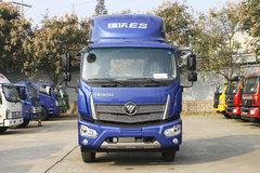 福田 瑞沃ES5 185马力 4X2 6.8米仓栅式载货车(BJ5185CCY-FC) 卡车图片