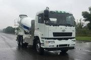 华菱之星 170马力 6X4 4方纯电动混凝土搅拌车(HN5250GJBB25D4BEV)