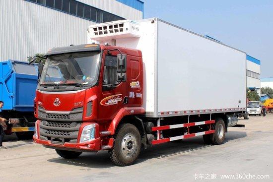京哎yc��olz+�_8米冷藏车(lz5180xlcm3ab)