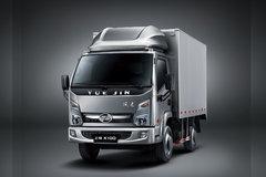 跃进 上骏X100-28 102马力 3.65米单排栏板轻卡(气剎)(SH1042KBDBNZ) 卡车图片