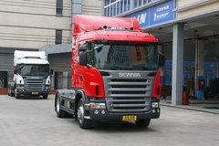 斯堪尼亚 G系列重卡 380马力 4X2 牵引车(型号G380 LA4X2MNA) 卡车图片