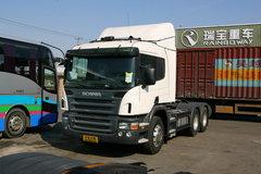斯堪尼亚 P系列重卡 380马力 6X4 牵引车(型号P380 LA6x4MNA) 卡车图片