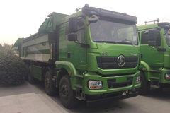 陕汽重卡 德龙新M3000 375马力 8X4 6.5米自卸车(SX3310MB326) 卡车图片