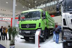 东风商用车 天龙KC重卡 385马力 8X4 7.2米自卸车(DFH3310A3) 卡车图片