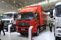 东风商用车 天锦重卡 210马力 4X2 9.6米厢式载货车(DFH5180XXYB1) 卡车图片