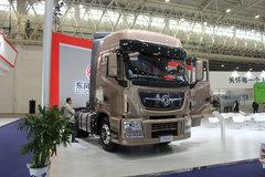 西风商用车 天龙旗舰KX 2018款 520马力 6X4牵引车(西风14挡)(DFH4250C2) 卡车图片