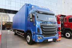 江淮 格尔发K6LII中卡 至尊版 220马力 4X2 9.61米厢式载货车(HFC5181XXYP3K2A70S2V) 卡车图片