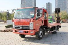 凯马 凯捷M6 129马力 4X2 平板运输车(KMC5046TPBA33D5)