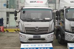 福田 瑞沃ES5 185马力 4X2 6.7米排半栏板载货车(BJ1165VJPEK-FA) 卡车图片