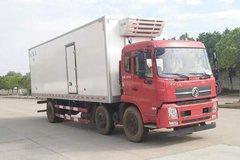 东风商用车 天锦 245马力 6X2 7.2米冷藏车(DFH5180XLCBX2DV)