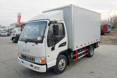 江淮 骏铃E3 102马力 3.7米单排厢式轻卡(HFC5040XXYP93K1B4V) 卡车图片