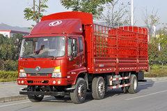 西风商用车 嘉运 210马力 6X2 7.7米仓栅式载货车(EQ5250CCYGD5D) 卡车图片