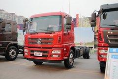 陕汽商用车 轩德X6 180马力 4X2载货车底盘 卡车图片