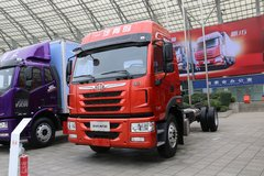 青岛解放 龙VH中卡 南方版 220马力 4X2 6.75米栏板载货车(CA1189PK2L2E5A80) 卡车图片