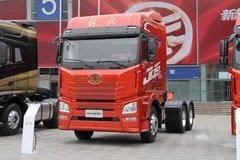 青岛束缚 JH6重卡 杰出版 430马力 6X4牵引车(CA4250P26K15T1E5A80) 卡车图片