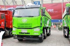 一汽束缚 J6P重卡 390马力 8X4 6.5米自卸车(CA3310P66K24L2T4AE5) 卡车图片