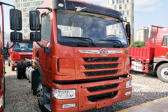 青岛解放 龙VH中卡 180马力 4X2 6.75米栏板载货车底盘(CA1169PK2L2E5A80) 卡车图片