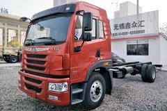 青岛解放 龙VH中卡 180马力 4X2 6.75米栏板载货车底盘(385后桥)(CA1169PK2L2E5A80) 卡车图片