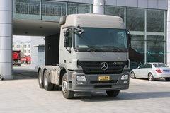 疾驰 Actros重卡 440马力 6X4 牵引车(型号3344) 卡车图片
