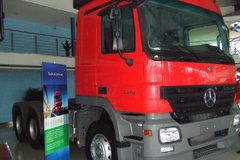 疾驰 Actros重卡 410马力 6X4 牵引车(型号3340) 卡车图片