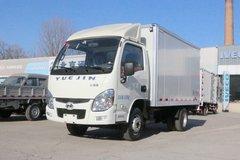 跃进 小福星S50Q 1.3L 87马力 汽油 3.33米单排厢式微卡(SH5032XXYPBGBNZ4) 卡车图片