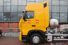 中国重汽 HOWO T7H重卡 快递高利版 430马力 4X2 LNG牵引车(ZZ4187V381HE1L) 卡车图片
