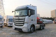 福田 欧曼EST 6系重卡 510马力 6X4牵引车(采埃孚16挡)(BJ4259SNFKB-AA) 卡车图片