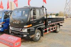 江淮 骏铃V6 130马力 3.85米排半栏板轻卡(HFC1043P71K1C2V) 卡车图片