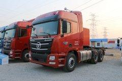 福田 欧曼GTL 6系重卡 重载版 460马力 6X4牵引车(BJ4259SNFKB-AA) 卡车图片