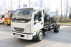 跃进 上骏X100-33 116马力 4.18米单排厢式轻卡(SH5042XXYKFDCNZ) 卡车图片