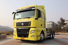 中国重汽 汕德卡SITRAK C7H重卡 480马力 6X4 LNG牵引车(www.js77888.com)(ZZ4256V384HF1LB)