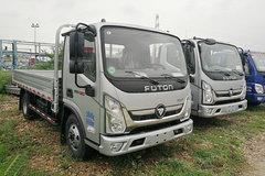 福田 奥铃CTS 110马力 4.18米单排栏板轻卡(BJ1045V9JD6-F2) 卡车图片