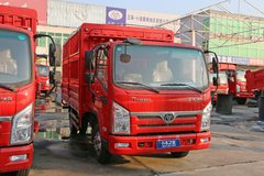 三环十通 T3创客 130马力 3.8米排半仓栅式轻卡(STQ5043CCYN5) 卡车图片