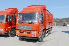 东风商用车 天锦中卡 180马力 4X2 6.75米仓栅式载货车(DFH5180CCYBX3JV) 卡车图片