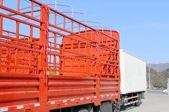 东风商用车 天锦中卡 180马力 4X2 6.75米仓栅式载货车(DFH5180CCYBX3JV)