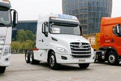 西风柳汽 乘龙T7重卡 550马力 6X4长头牵引车(LZ4251T7DB) 卡车图片