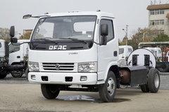 东风天然气车 114马力 4.15米CNG单排栏板轻卡(DFA1040S12N5)