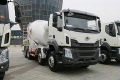 西风柳汽 乘龙H5 330马力 8X4 7.73方混凝土搅拌车(10挡)(LZ5310GJBH5FB)