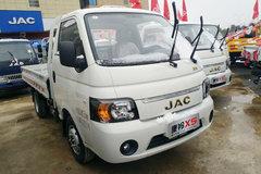 江淮 康铃X5 豪华型 1.3L 87马力 3.1米单排栏板微卡(HFC1030PV7E2B3V) 卡车图片
