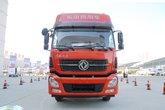 东风商用车 天龙重卡 绿通版 450马力 8X4 9.6米栏板载货车(DFH1310A1)